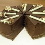 cokoladovy dort nebespan